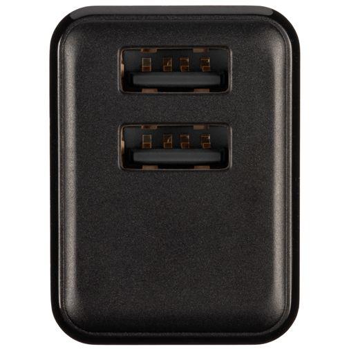 Productafbeelding van de Xtorm Volt Dual USB Oplader Black