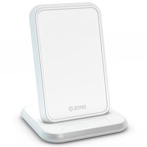 Productafbeelding van de Zens Aluminium Draadloze Snellader Stand 10W White