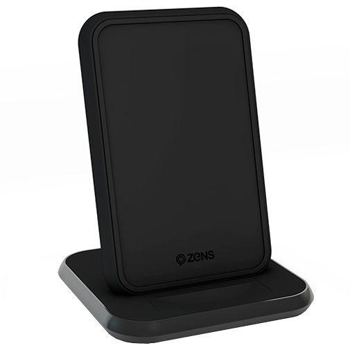 Productafbeelding van de Zens Aluminium Draadloze Snellader Stand 10W Black