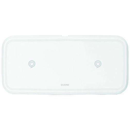 Productafbeelding van de Zens Dual Draadloze Snellader 10W White