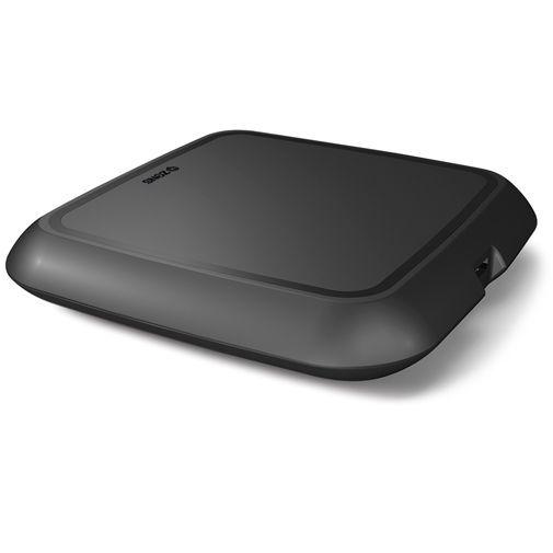 Productafbeelding van de Zens Single Snelle Draadloze Lader 10W Black